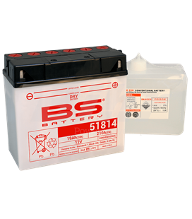BATERÍA BS BATTERY 51814