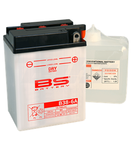 BATERÍA BS BATTERY B38-6A