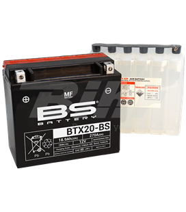BATERÍA BS BATTERY BTX20-BS