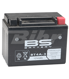 BATERÍA BS BATTERY BT4A-3