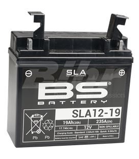 BATERÍA BS BATTERY SLA 12-19 (BCP18-12) (FA)