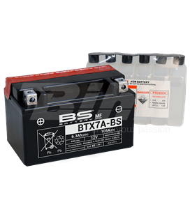 BATERÍA BS BATTERY BTX7A-BS