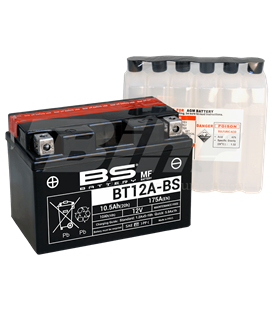 BATERÍA BS BATTERY BT12A-BS