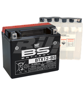 BATERÍA BS BATTERY BTX12-BS