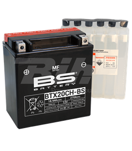 BATERÍA BS BATTERY BTX20CH-BS