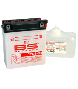 BATERÍA BS BATTERY 12N5-3B