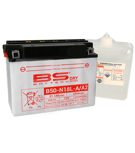 BATERÍA BS BATTERY Y50N18L-A2