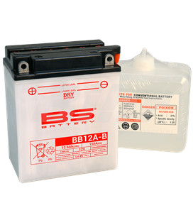 BATERÍA BS BATTERY YB12A-B
