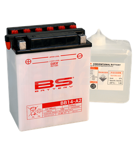 BATERÍA BS BATTERY YB14-A2