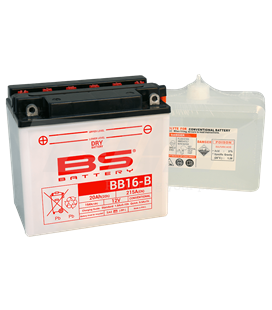 BATERÍA BS BATTERY YB16-B