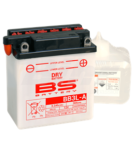 BATERÍA BS BATTERY YB3L-A