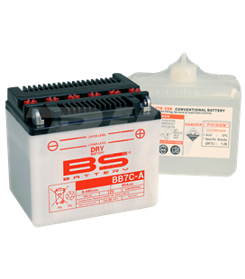 BATERÍA BS BATTERY YB7C-A