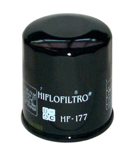 BUELL FXDL DYNA LOW RIDER (EFI) (07-09) FILTRO ACEITE HIFLOFILTRO