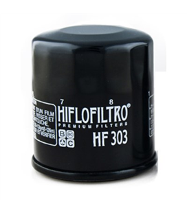 KAWASAKI ER-6N (07-08) FILTRO ACEITE HIFLOFILTRO