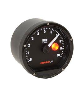 CUENTA RPM UNIVERSAL KOSO D75 MAX. 10000RPM HOMOLOGADO