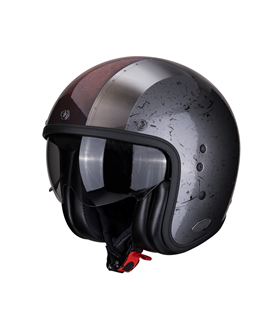 VX-20 EVO AIR NEGRO BRILLO