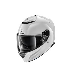 SHARK SPARTAN 1.2 BLANCO BRILLO