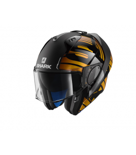 SHARK EVO ONE 2 LITHION DUAL NEGRO CROMO DORADO