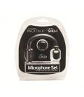 KIT MICRO VARILLA Y CABLE CARDO SHO-1/PACKTALK/SMARTPACK/FREEECOM