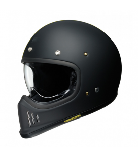 CASCO SHOEI EX-ZERO NEGRO MATE