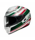 CASCO SHOEI GT-AIR PRIMAL TC4