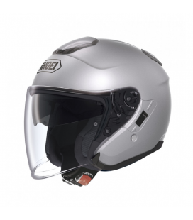 CASCO SHOEI J-CRUISE GRIS PLATA