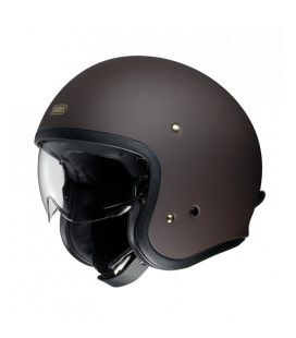 CASCO SHOEI J·O MARRON MATE