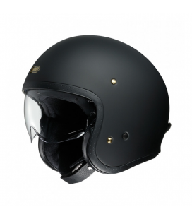 CASCO SHOEI J·O NEGRO MATE