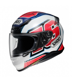 CASCO SHOEI NXR CLUZEL TC1