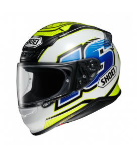 CASCO SHOEI NXR CLUZEL TC3