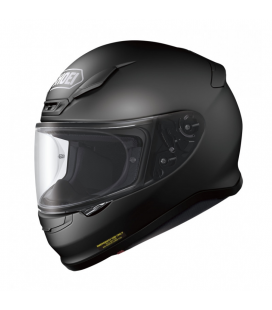 CASCO SHOEI NXR NEGRO MATE