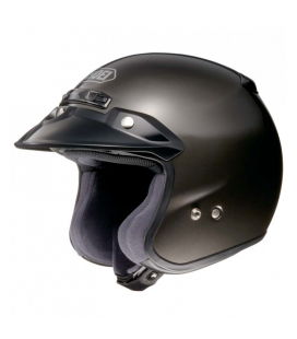 CASCO SHOEI RJ PLATINUM-R ANTRACITA