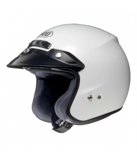 CASCO SHOEI RJ PLATINUM-R BLANCO