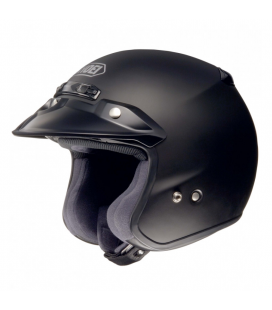 CASCO SHOEI RJ PLATINUM-R NEGRO MATE