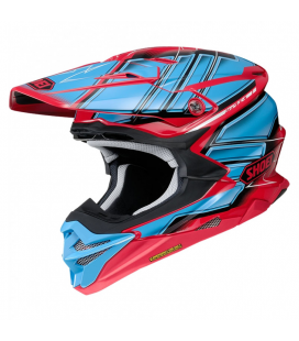 CASCO SHOEI VFX-WR GLAIVE TC1