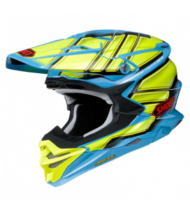 CASCO SHOEI VFX-WR GLAIVE TC2