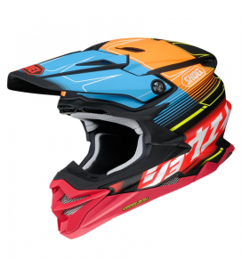 CASCO SHOEI VFX-WR ZINGER TC10