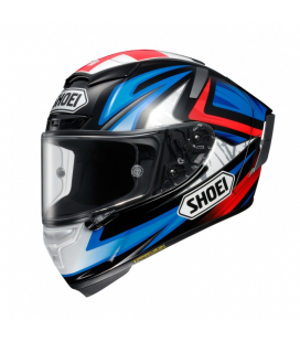 CASCO SHOEI X-SPIRIT 3 BRADLEY3 TC1