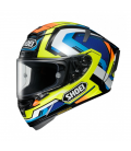 CASCO SHOEI X-SPIRIT 3 BRINK TC10