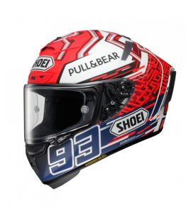 CASCO SHOEI X-SPIRIT 3 MARQUEZ5 TC1