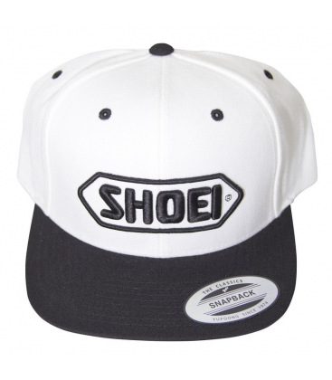 GORRA SHOEI BLANCO