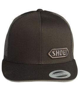 GORRA SHOEI TRUCKER NEGRO