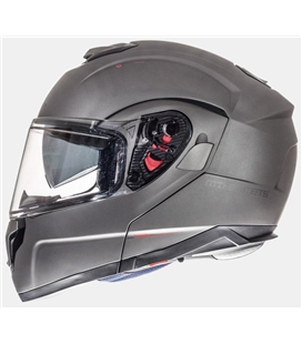 CASCO MT ATOM SV SOLID TITANIO MATE