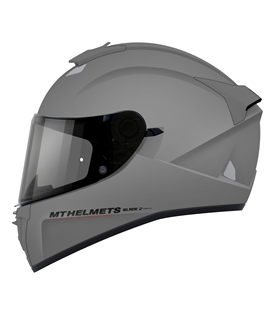 CASCO MT BLADE 2 SV SOLID A2 TITANIUM BRILLO