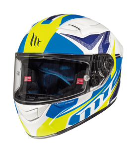 CASCO MT KRE LOOKOUT G6 BLANCO PERLA BRILLO