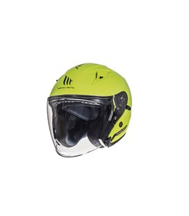CASCO MT AVENUE SV SOLID AMARILLO FLUOR BRILLO