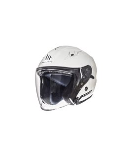 CASCO MT AVENUE SV SOLID BLANCO PERLADO BRILLO