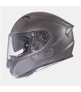 CASCO MT KRE SV SOLID TITANIO BRILLO