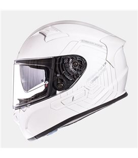 CASCO MT KRE SV SOLID BLANCO PERLADO BRILLO
