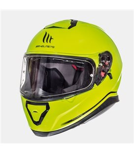 CASCO MT THUNDER 3 SV SOLID HI-VIZ AMARILLO BRILLO